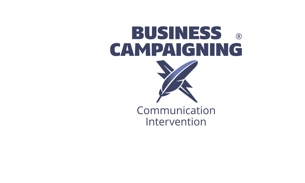 Business Campaigning - strategic support